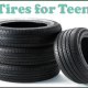 Tires for Teens